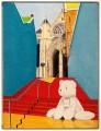 Stevenskerk II (Luuk), oil on canvas, 60x80 cm, SOLD