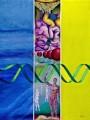 Progress, oil on canvas, 50 x 65 cm